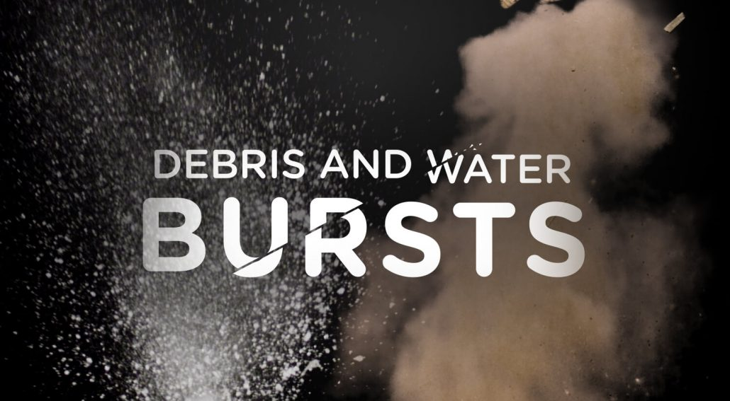 New Debris and Water Blast FX - Video Production News