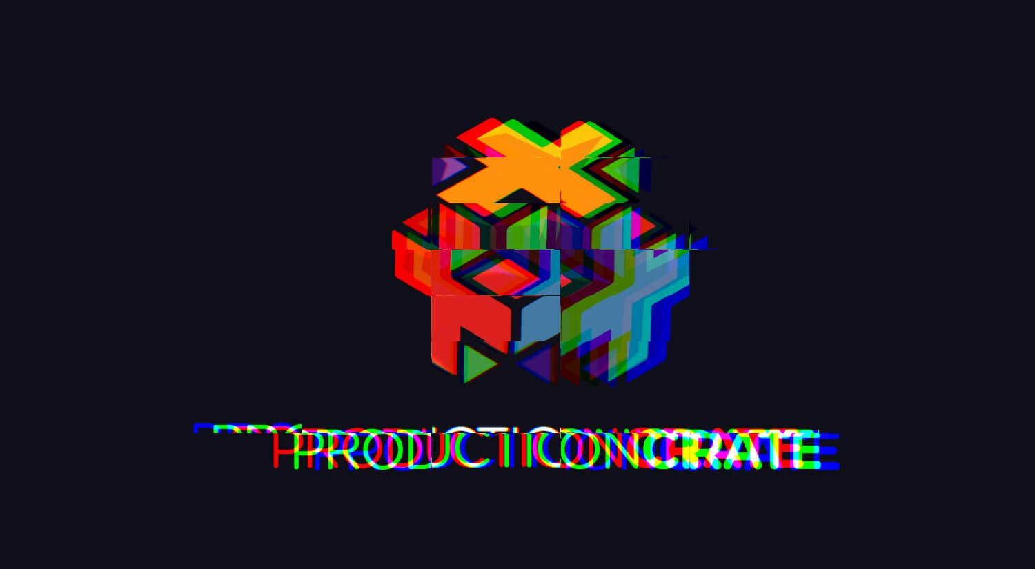 Chromatic Aberration Glitch