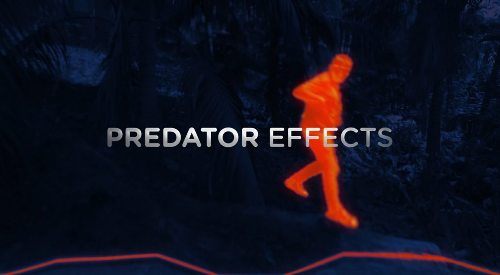 Predator Effects! (Heat Vision & Cloaking) - Video