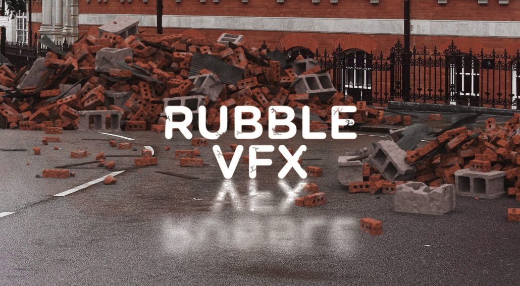 New Rubble and Debris VFX! - Video Production News