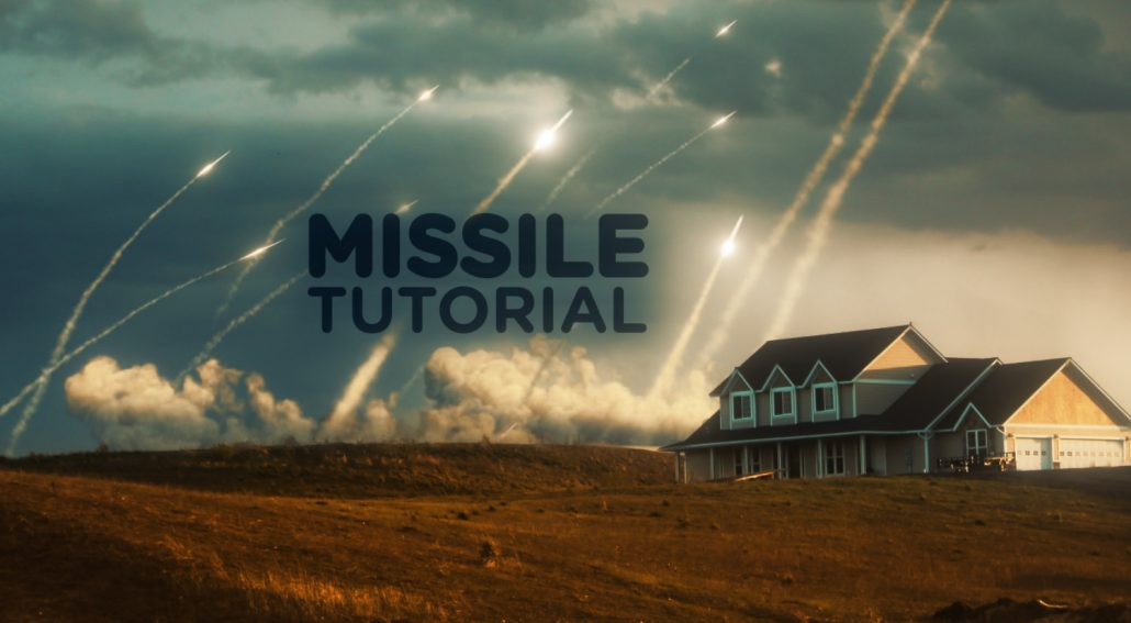 Missile VFX Tutorial! - Video Production News