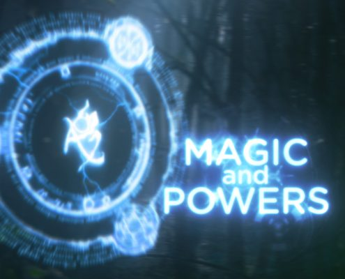 Magic and Powers VFX