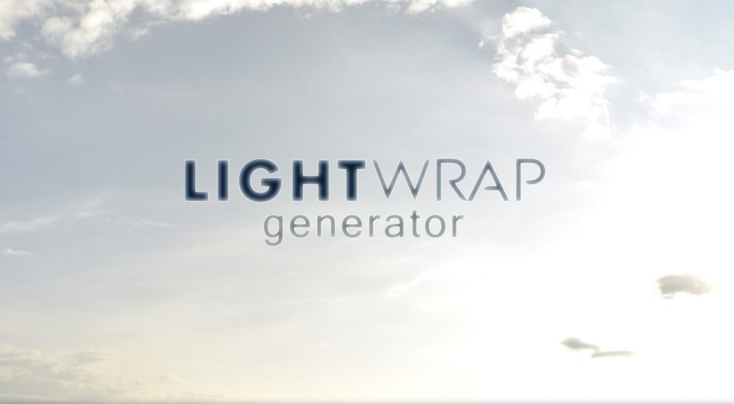 Easy Light-Wrap Script for After Effects! - Video Production