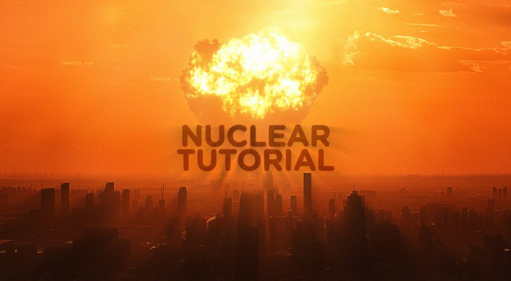 nuclear bomb vfx tutorial crate news