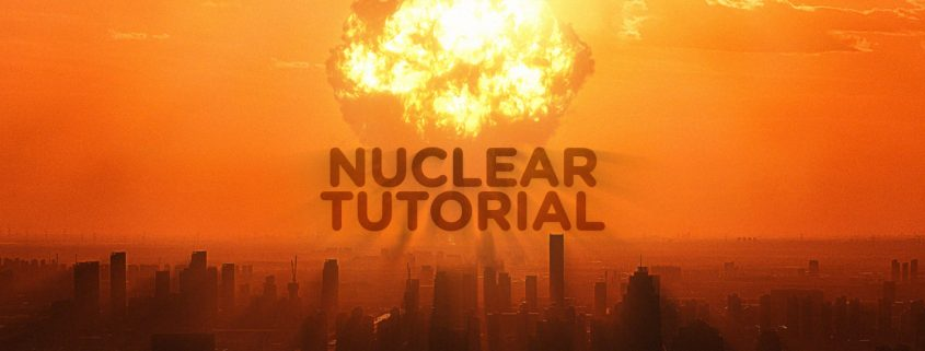 Nuclear Bomb VFX Tutorial - Video Production News