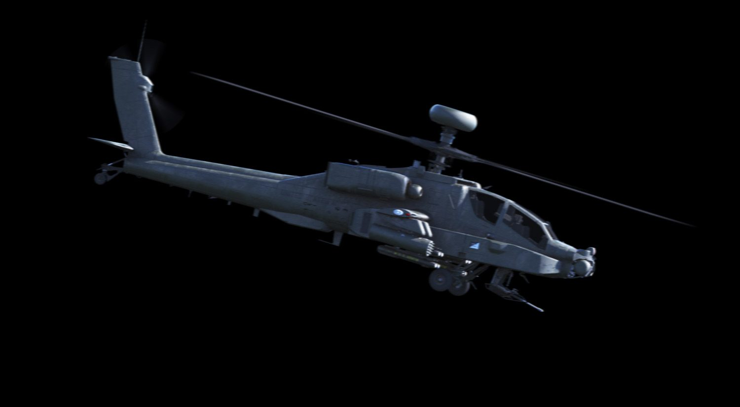 Download Helicopter VFX Assets