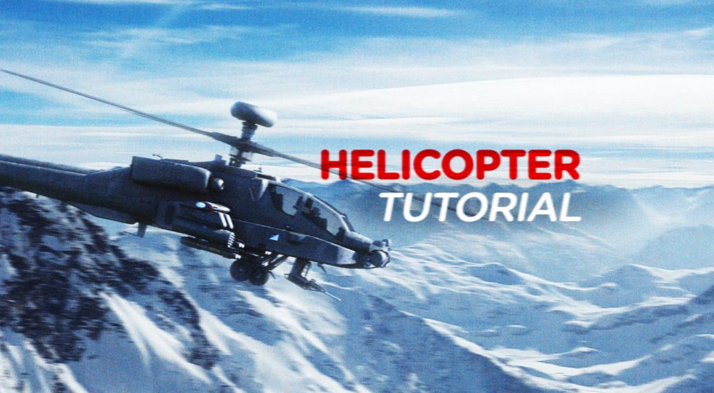 Helicopter VFX Tutorial - Video Production News