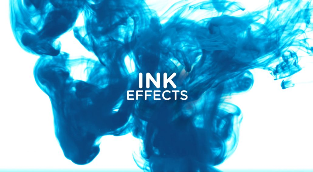 Fluid Ink Transition Effects - Video Production News