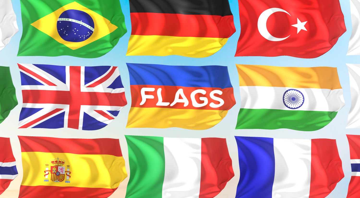 Download HD Flag Backgrounds