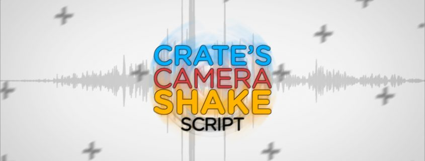How to add realistic camera shake in After Effects - Crate's