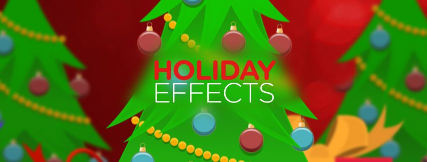 Download Christmas themed video effects