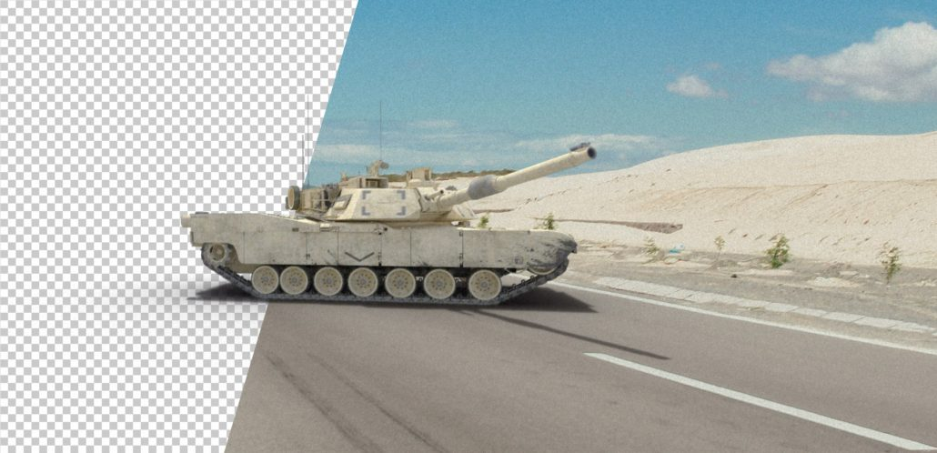 Download HD Tank VFX Assets