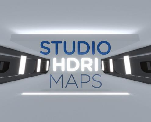 Download Studio HDRI Environment Maps Here