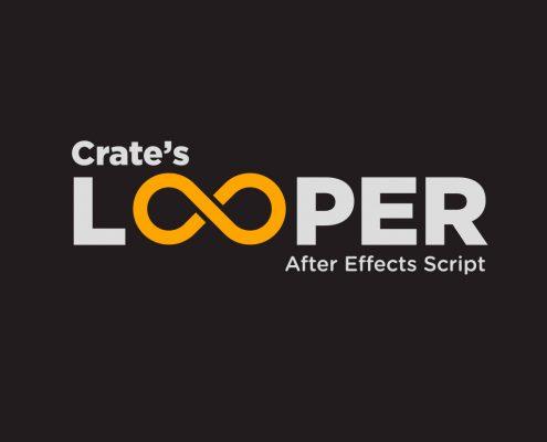 Loop indefinitely in Adobe AE