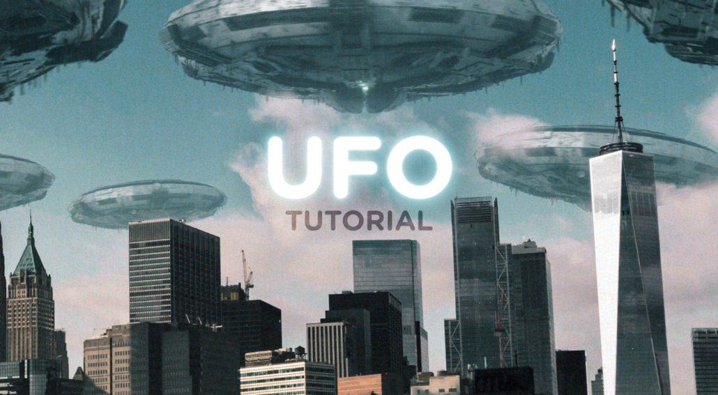 Spaceship UFO VFX - Tutorial - Video Production News