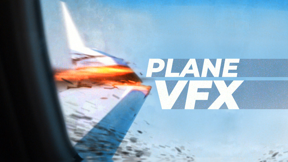 Destroy a Plane Wing with VFX! - Video Production News