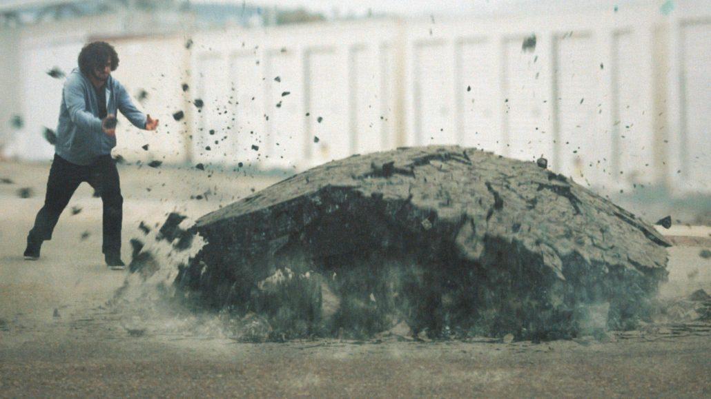 Create Earthbender Destruction VFX