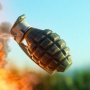 3D Grenade Model Download