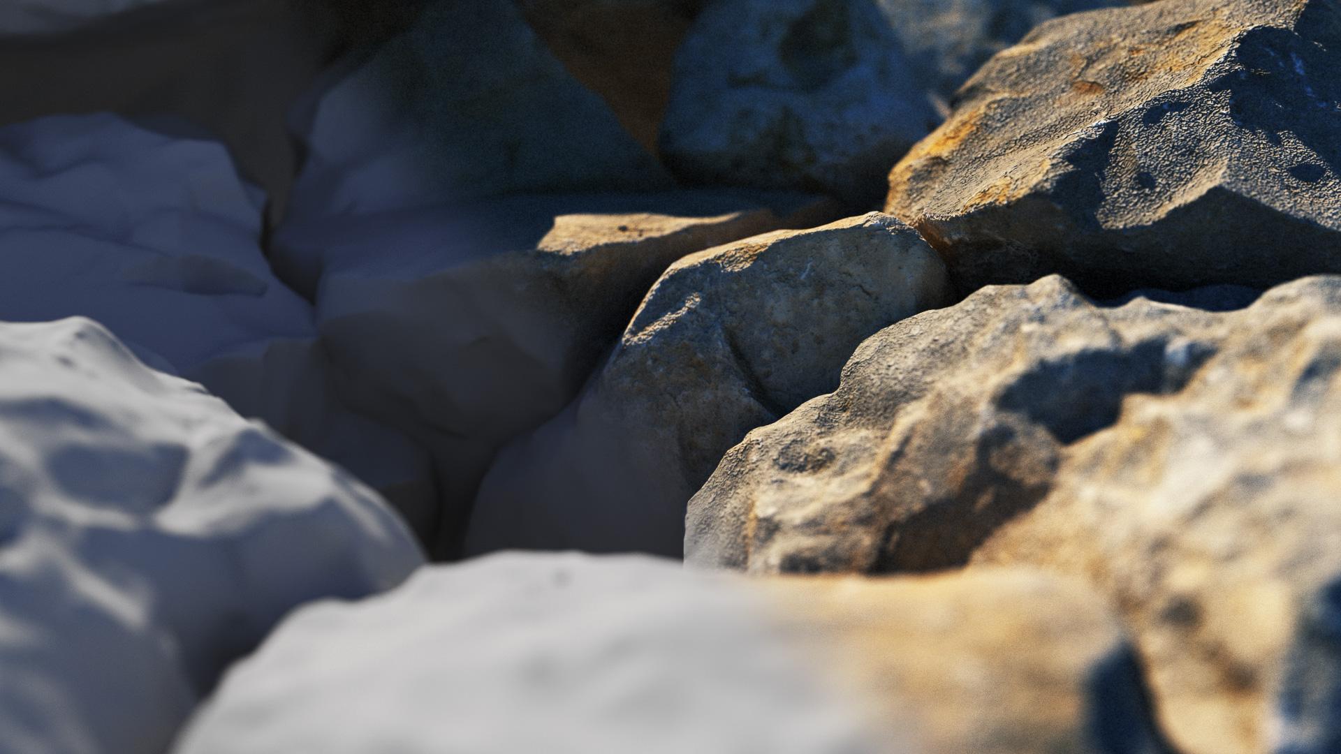 Download 3D Rock Models (5+ Free!)
