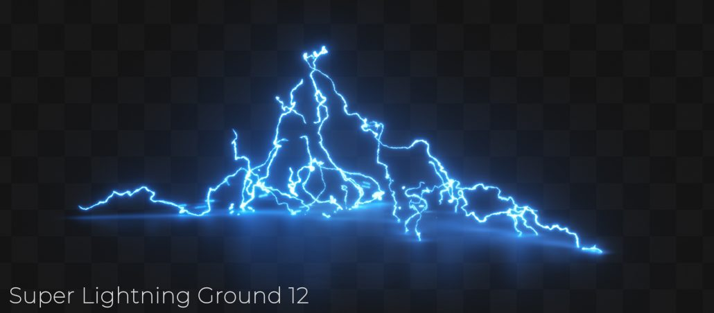 Download 100 Thor Lightning Power VFX Assets