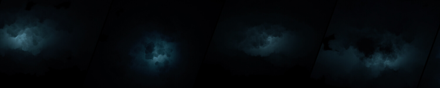 STORMY LIGHTING CLOUD VFX
