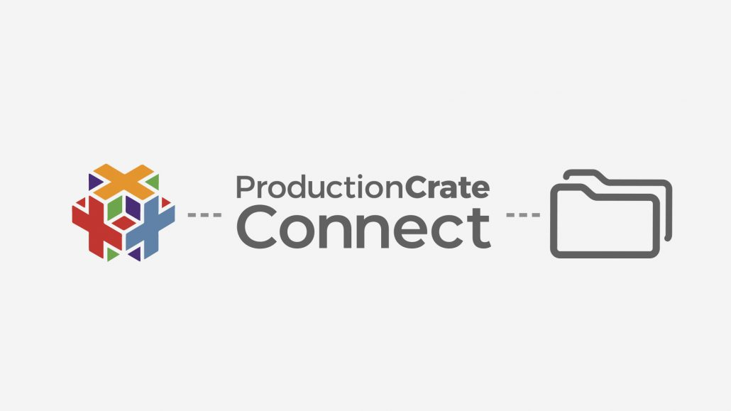 Download ProductionCrate Connect