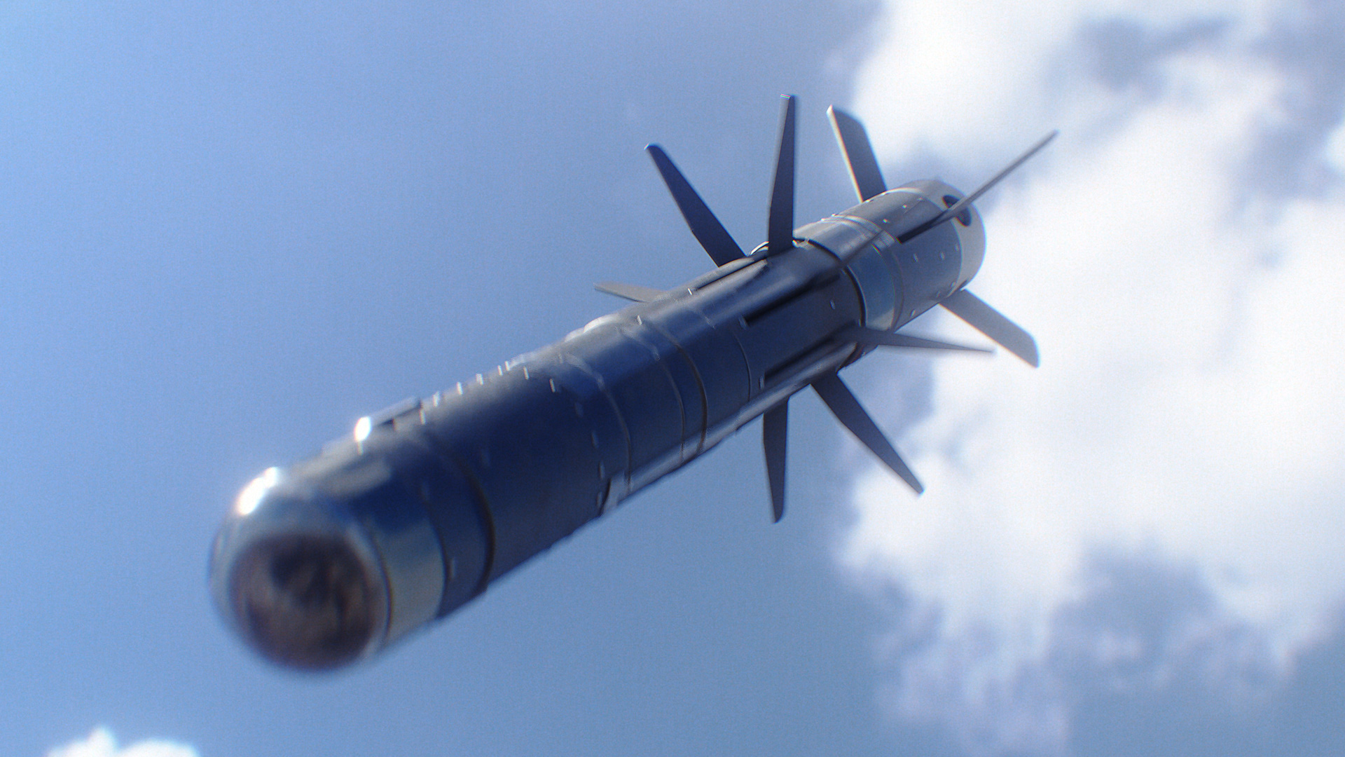 Download 3D Missile Models for your action movie